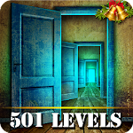 501 Free New Room Escape Games Icon