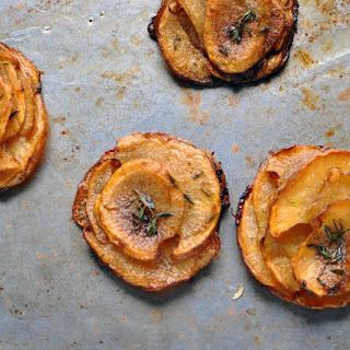 Low Carb Potato Substitute – Rutabaga Pommes Anna [Recipe]