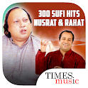 300 Sufi Hits - Nusrat & Rahat icon