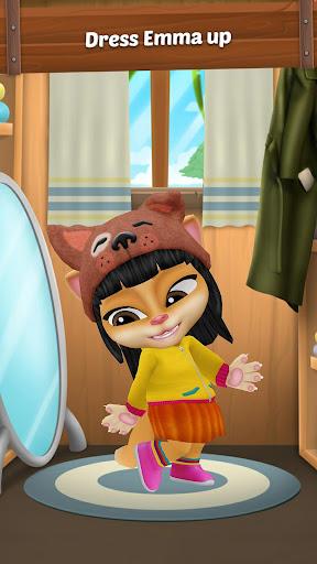 Emma the Cat Gardener: My Virtual Pet 2.1 screenshots 4