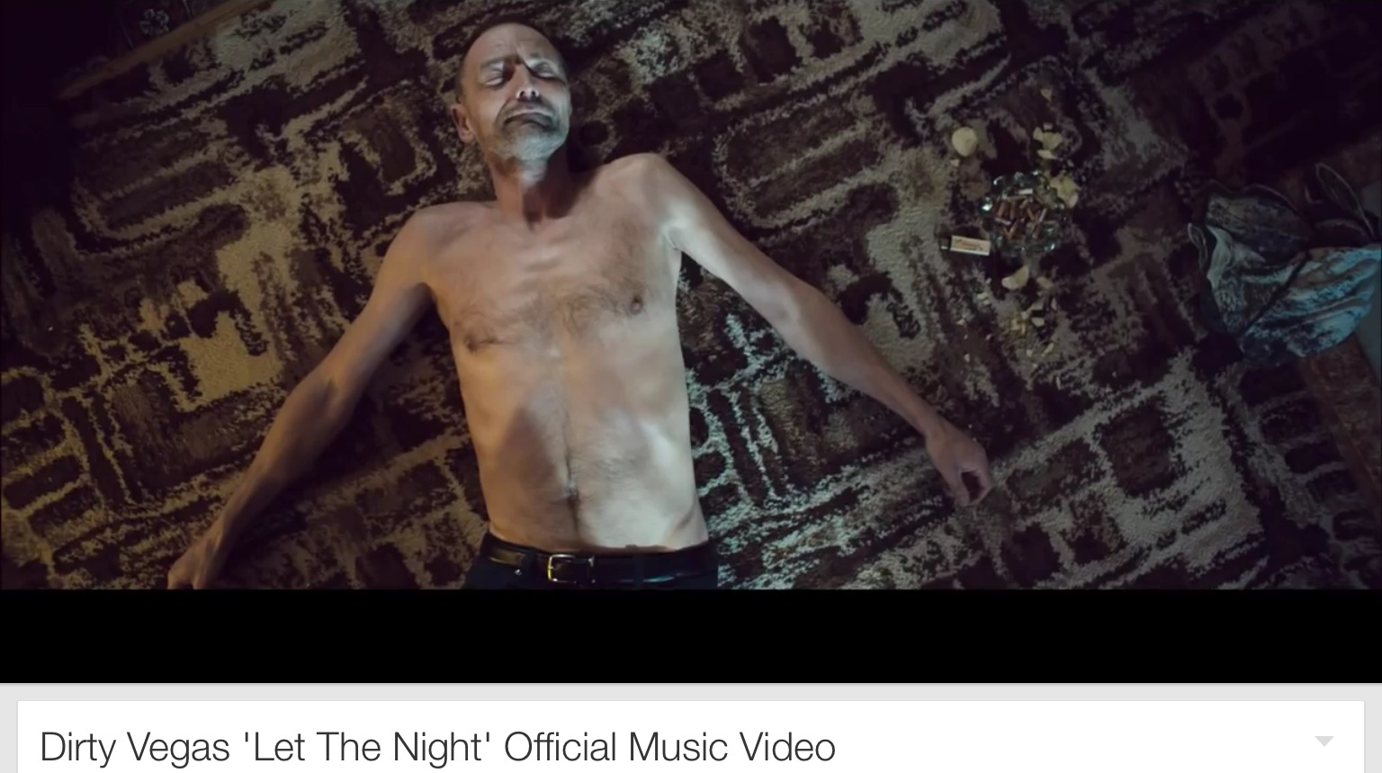Dirty Vegas 'Let The Night' Official Video