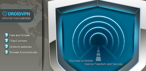 DroidVPN - Easy Android VPN – Applications sur Google Play