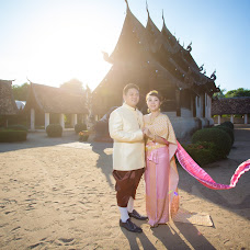 Wedding photographer Jenwich Benjapong (JenwichBenjapon). Photo of 11.04.2018