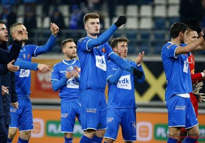 'Verschillende Europese topclubs zetten ex-speler van AA Gent op hun verlanglijstje'