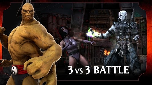MKX rankad matchmaking