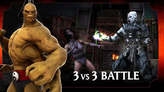 MORTAL KOMBAT X MOD 1.18.0 (Unlimited Soul/Coins) Apk + Data 1
