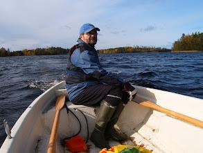 Photo: Eräveneellä järvellä