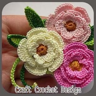 Craft Crochet Design - náhled