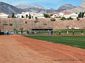 Photo: Softball field - Pinnacle Center