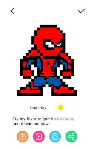 Number Color Pro - No.Color book pixel art 2018 2.6.23 screenshots 5