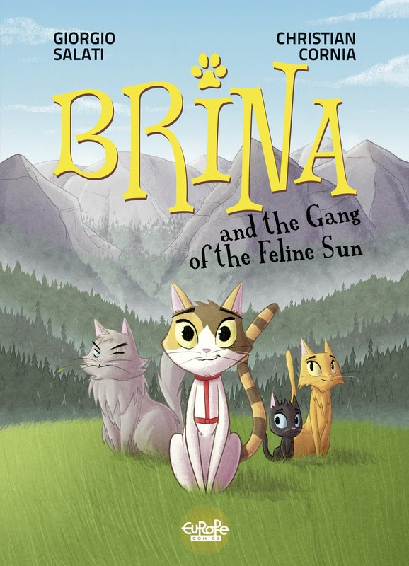 Brina and the Gang of the Feline Sun (2018)