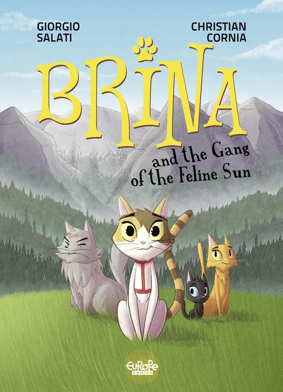 Brina and the Gang of the Feline Sun (2018)