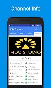 Tube Creator Pro Screenshot