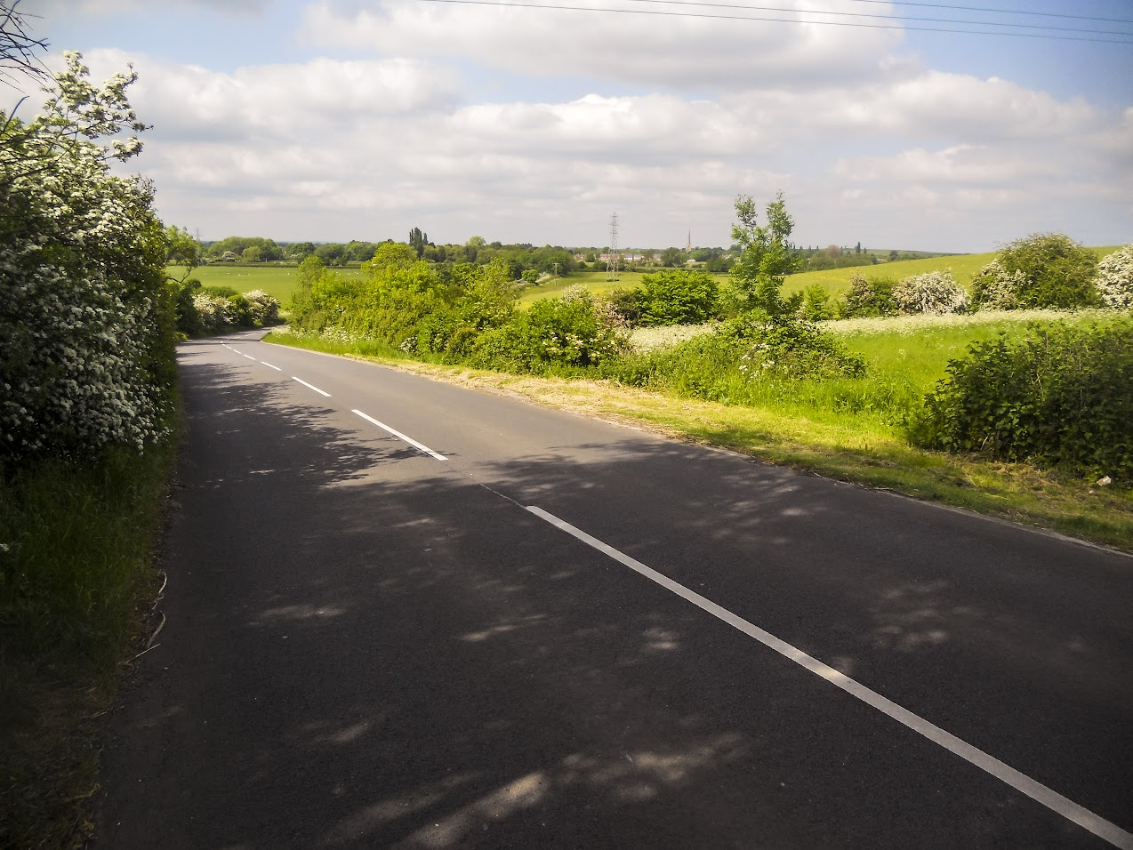 The road back to Bottesford