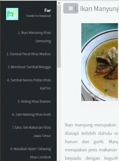 resep masakan tradisional