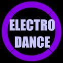 Electronic radio Dance radio icon
