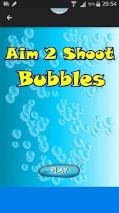 Aim 2 Shoot Bubbles- screenshot thumbnail
