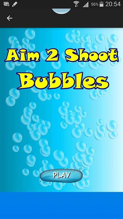Aim 2 Shoot Bubbles- screenshot