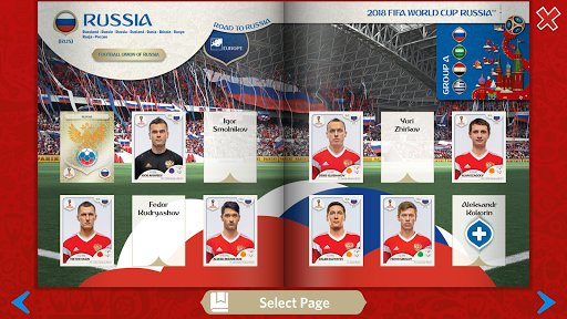 Panini Sticker Album 2.3.0 screenshots 4
