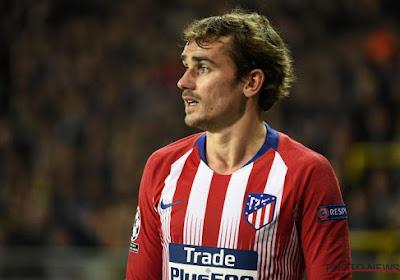 L'Atlético Madrid s'en remet à Griezmann et met la pression sur le Barça