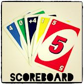 Score Counter for Uno