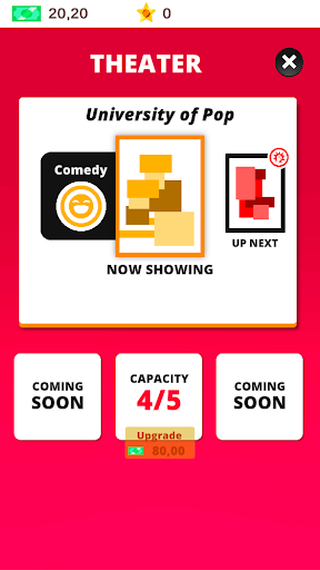 Idle Movie Theater - Cinema Tycoon screenshots 2