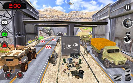 Mountain Truck Simulator: Truck Games 2020 apktram screenshots 13