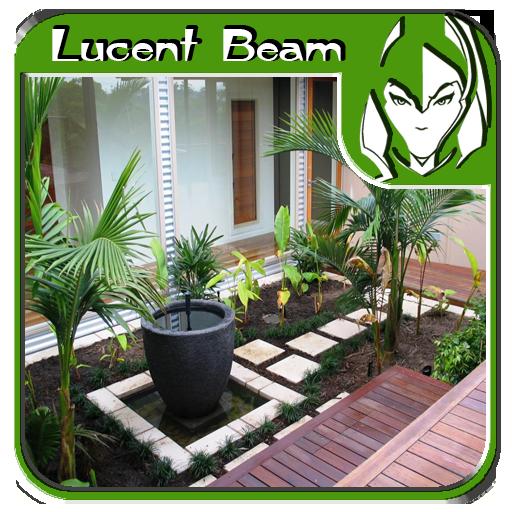ガーデンデザインの装飾のアイデア 書籍 App LOGO-硬是要APP