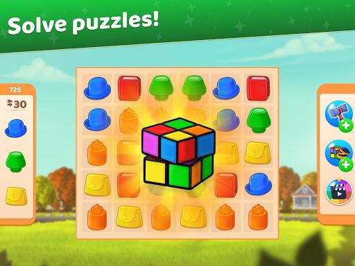 Puzzleton: Match & Design screenshots 10