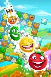 Funny Farm match 3 game APK screenshot thumbnail 4