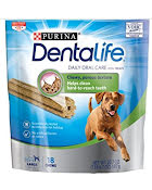 Purina Dentalife Tyggepinne Large Dog 142 g