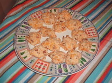 Cheese Cookies Recipe