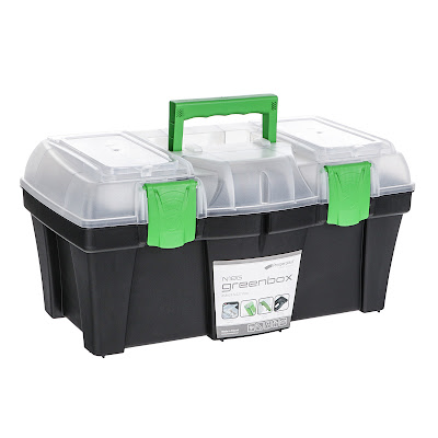 Ящик для инструментов Prosperplast greenbox