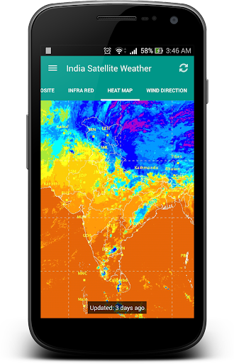 India Satellite Weather 5.0.6 Apk for Android 4