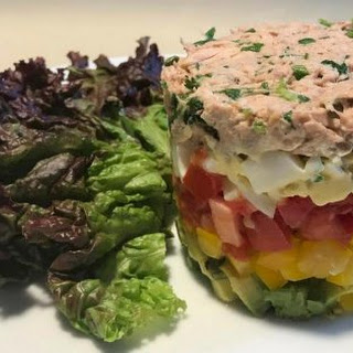 Tuna Avocado Egg Salad Recipes.