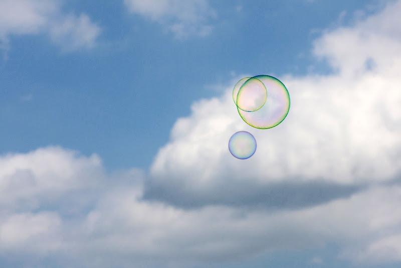 bolle di sapone di Elisabetta Castellano