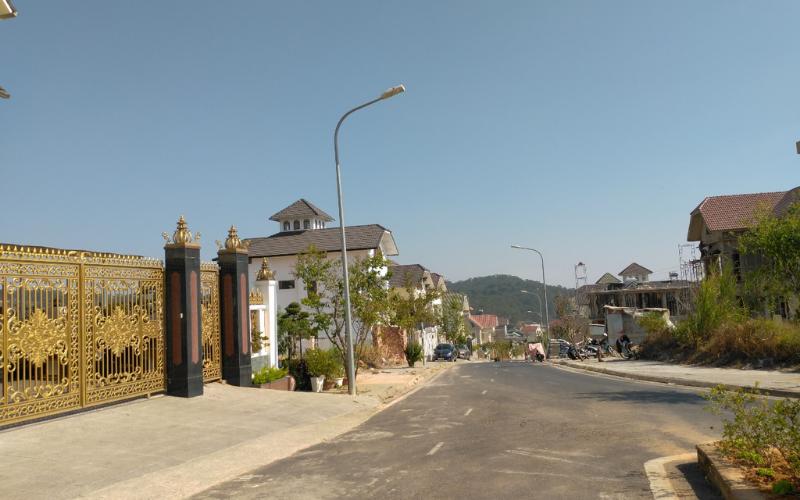 Biệt thự đẹp tại Đà Lạt
