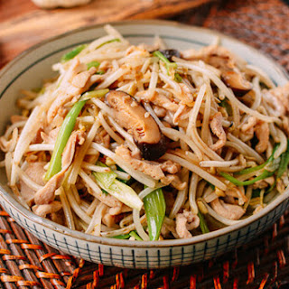 Chicken and Bean Sprouts Recipe