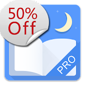 Moon+ Reader Pro (50% OFF)