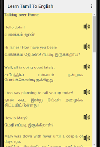Learn English in Tamil : English Speaking in Tamil 32.0 Unlocked MOD APK Android 2
