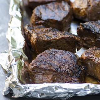 Grilled Steak Marinade.