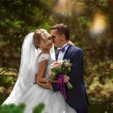 Wedding photographer Andrey Pachevskiy (pachevskiy). Photo of 20.07.2018