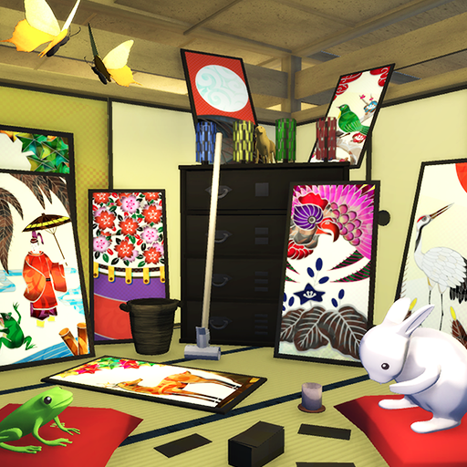 Escape Japanease Hanafuda Room file APK for Gaming PC/PS3/PS4 Smart TV