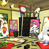 Escape Game JPN Hanafuda Room