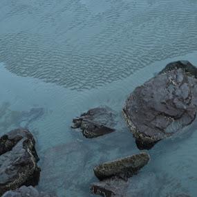 low tide cove by Tony Dominguez - Landscapes Beaches ( water, amateur, rock, beach, landscape )