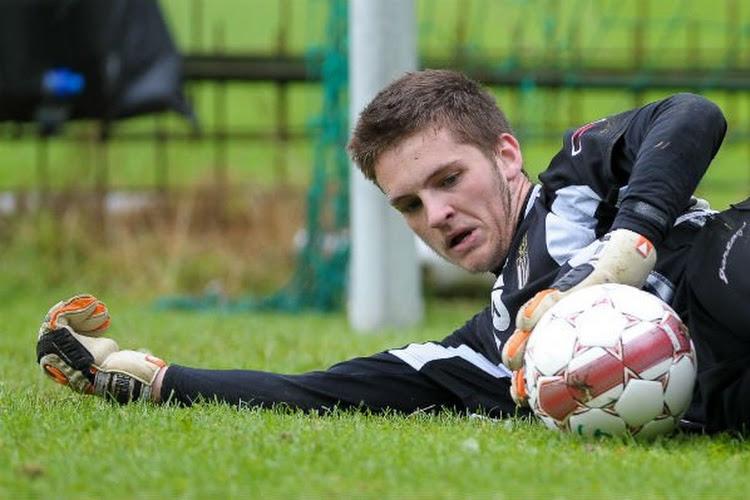 "Adrien Faidherbe (ex-Charleroi) dispute le tour final avec Rebecq: ""Je reprends goût au football"""
