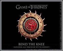 Image result for ommegang bend the knee