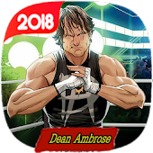 Wallpapers HD Of Dean Ambrose WWE 2018