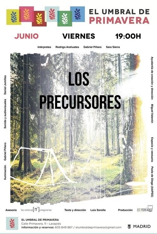 Los precursores
