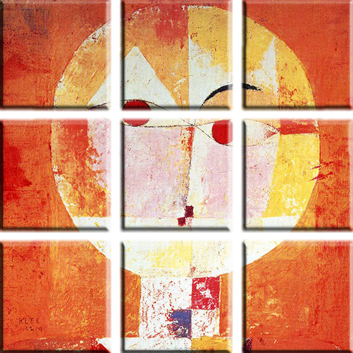 Art Puzzle Icon